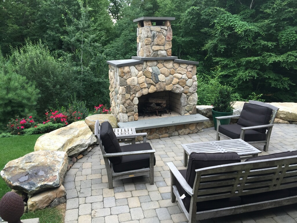 Hardscapes • Patios Walkways Walls and More