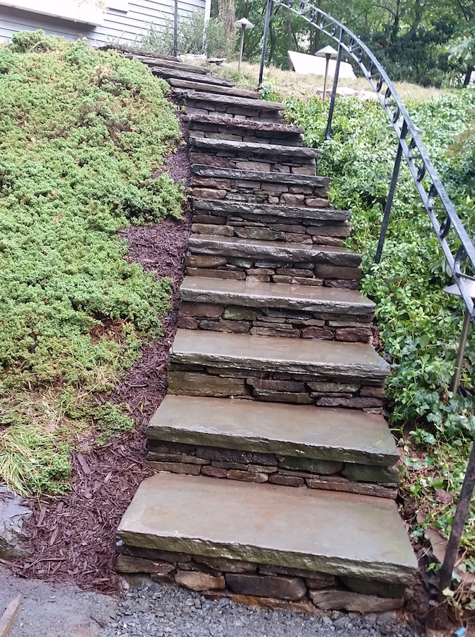 Hardscapes Patios Walkways Walls And More